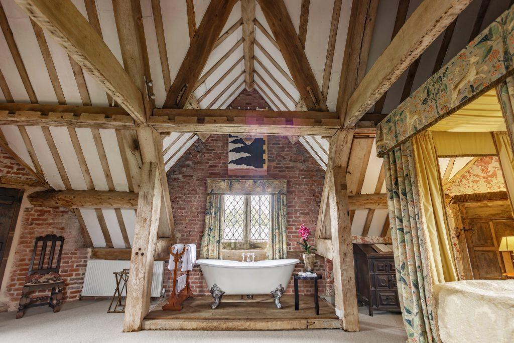 Prince Rupert Suite Bath